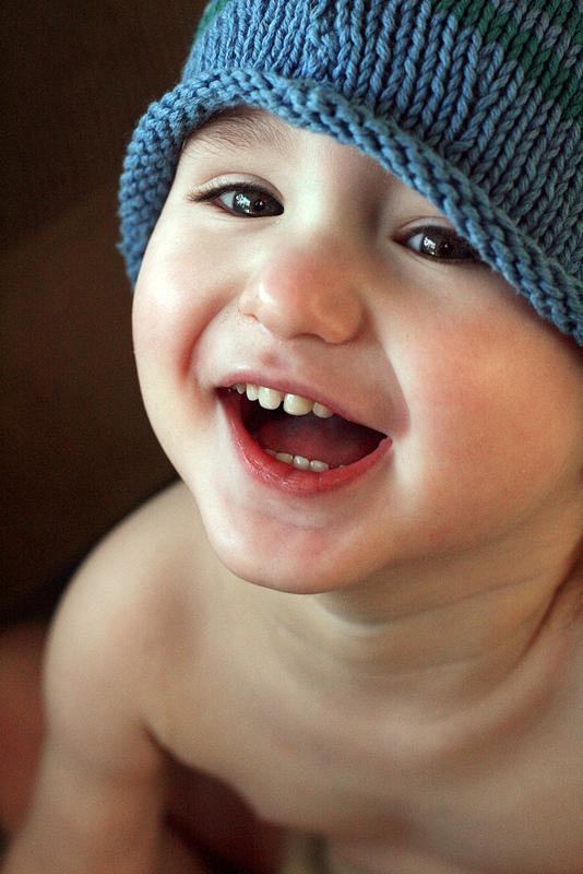 Bebé che ride
