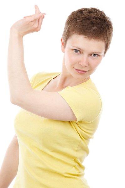 Esercizi per le braccia