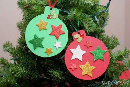 Lavoretti Di Natale Per La Mamma.Mamma E Bambini Decorazioni E Lavoretti Di Natale Mamme Figli